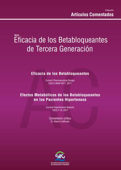 Eficacia de los Betabloqueantes de Tercera Generación