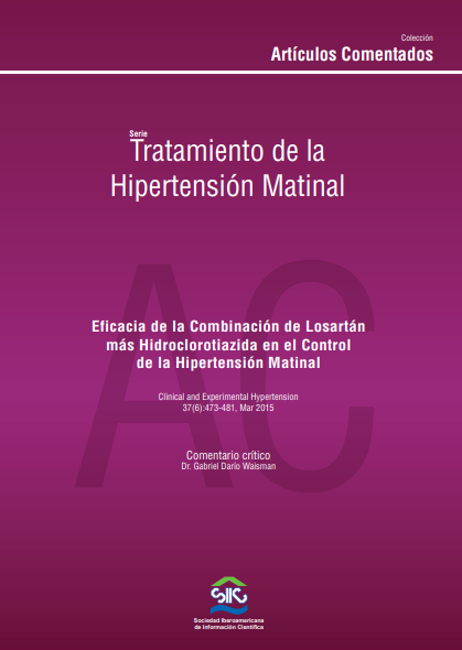 Tratamiento de la Hipertensión Matinal