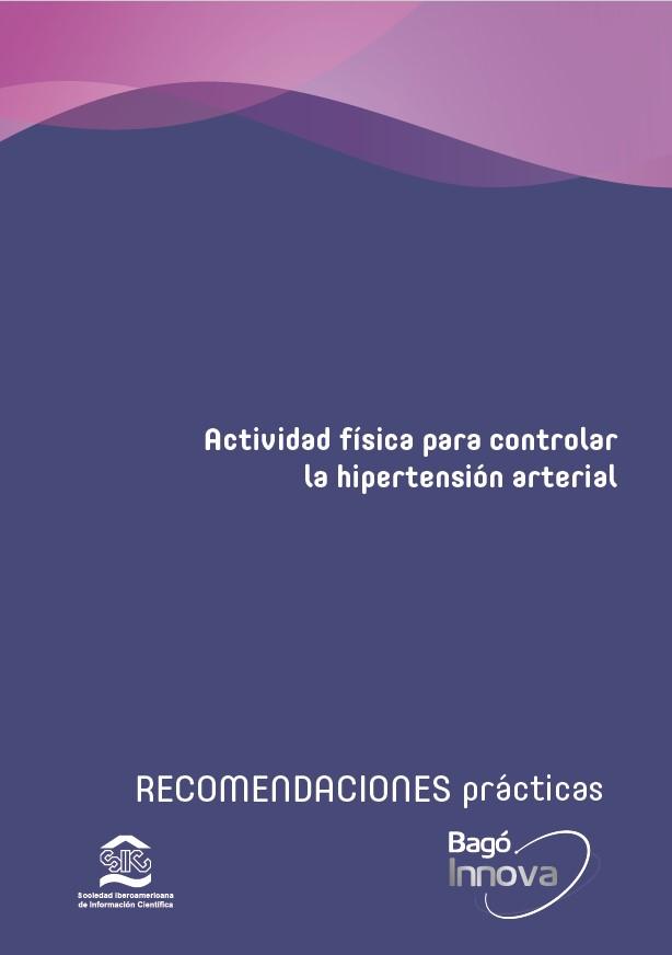 Actividad física para controlar la hipertensión arterial