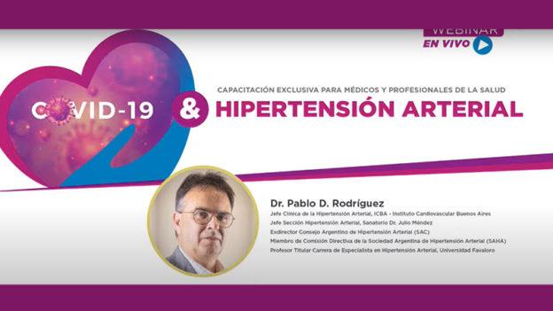 Covid-19 e Hipertensión Arterial