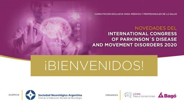 Novedades del International Congress of Parkinson´s Disease