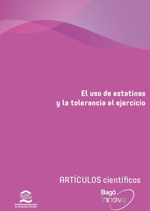 El uso de estatinas y la tolerancia al ejercicio