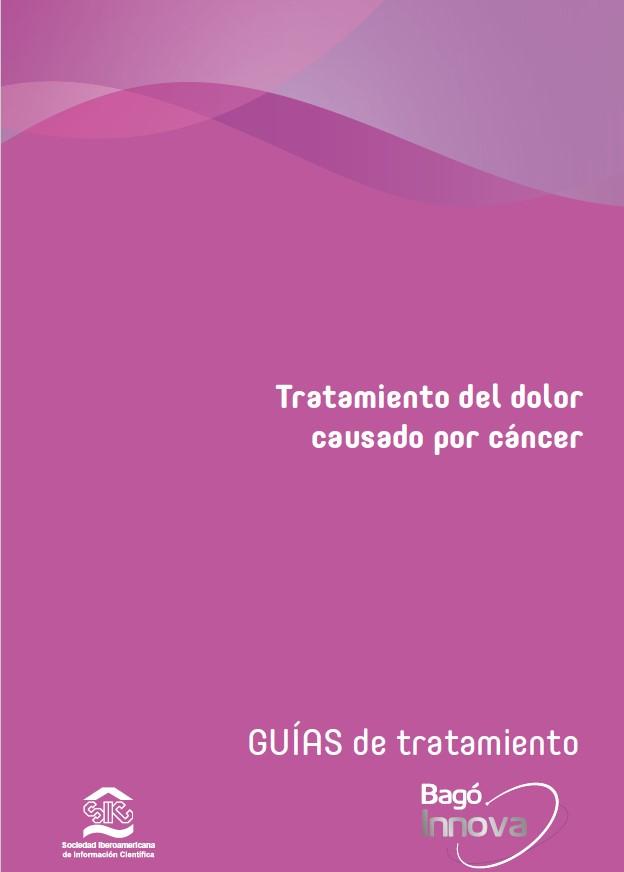 Tratamiento del dolor causado por cáncer