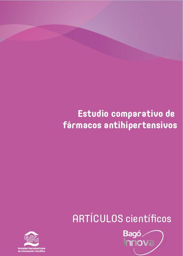 Estudio comparativo de fármacos antihipertensivos