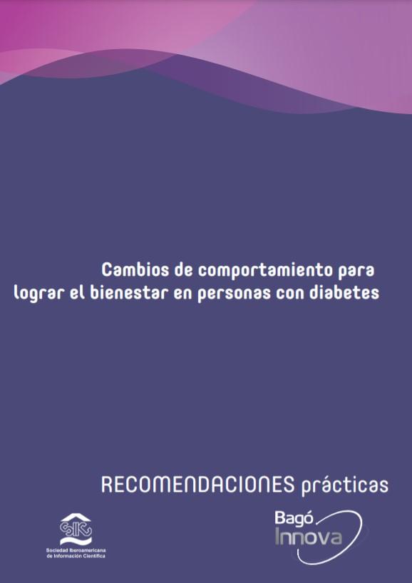 Cambios de comportamiento para lograr el bienestar en personas con diabetes