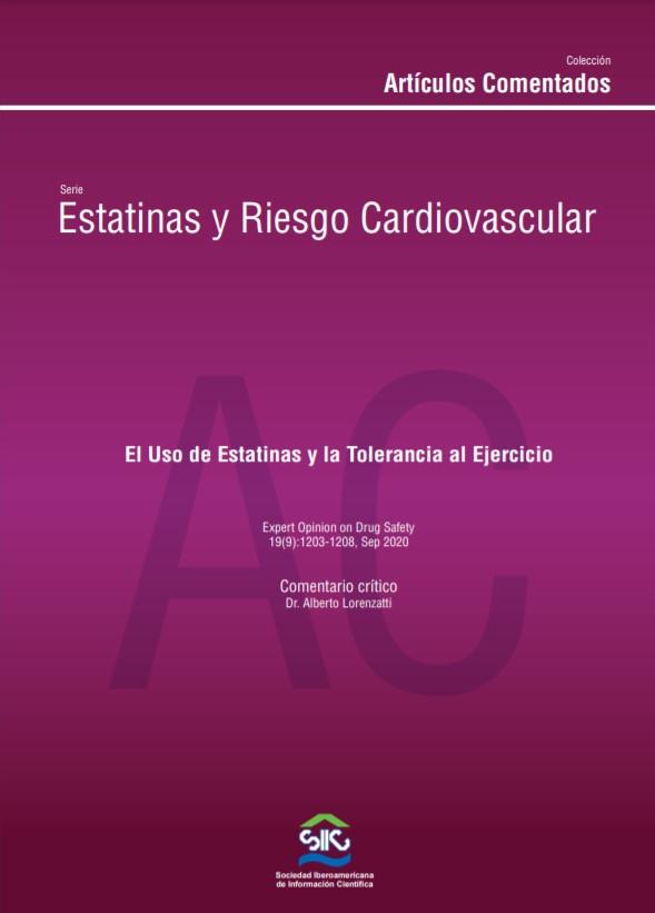 Estatinas y Riesgo Cardiovascular – Dr. Alberto Lorenzatti