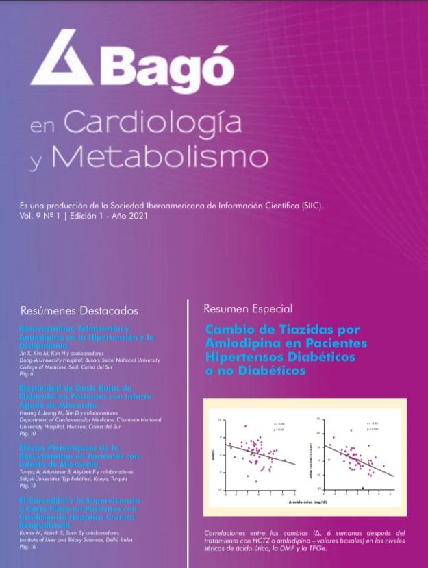 Bagó en Cardiología y Metabolismo #1/2021