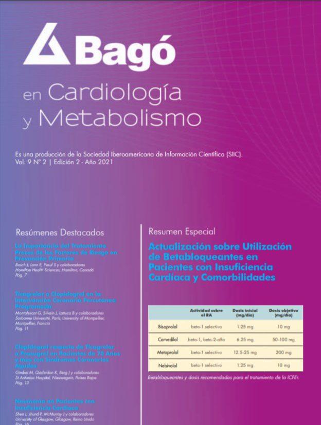 Bagó en Cardiología y Metabolismo #2/2021